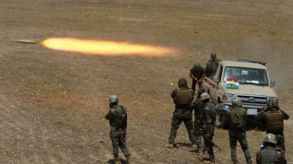Операция по освобождению Мосула.