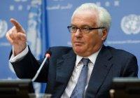 Чуркин: «Перемирие в Алеппо возможно только при одном условии»