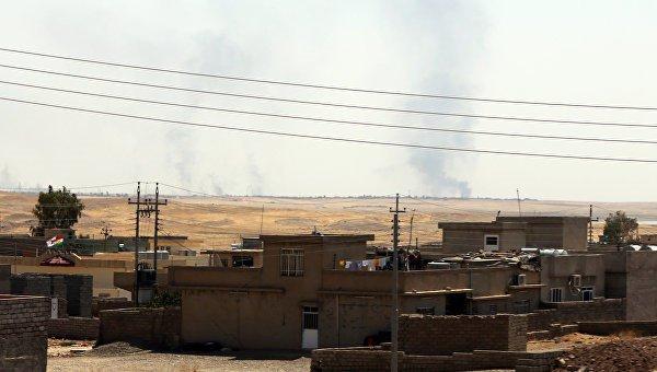 Пентагон проинформировал  обопережении графика наступления наМосул