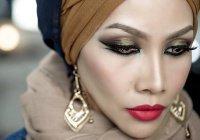 Житель ОАЭ развелся с супругой, впервые увидев ее без макияжа