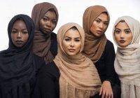 Мусульманка создала хиджабы для каждого оттенка кожи (Фото)