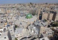 На сайте Миноборны ведется трансляция эвакуации из Алеппо (+видео)