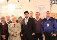 Именитый скульптор Зураб Церетели посетил Московскую Соборную мечеть