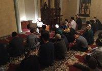 В Галиевской мечети продолжаются уроки Муфтия РТ