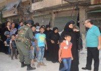 Египет поможет эвакуировать раненых из Алеппо
