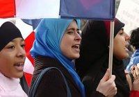 Во Франции – спад исламофобских настроений