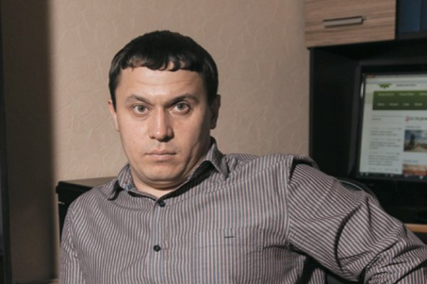 Ринат Патеев. Иллюстрация: Татьяны Ивановой (expert.ru)