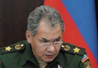Шойгу: операция в Сирии выявила недостатки российского оружия