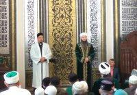 Муфтий РТ открыл новую мечеть в Нижнекамске (Фото)
