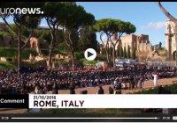 Впервые в истории: мусульмане совершили намаз возле римского Колизея