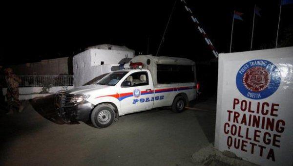 При захвате полицейского колледжа вПакистане убиты минимум 20 человек
