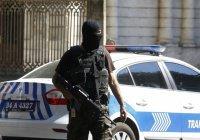 Мощный взрыв в турецкой Анталье