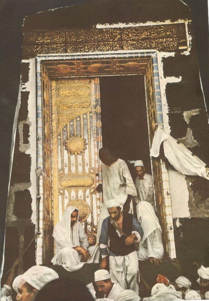 7 редких фото - 7 малоизвестных фактов о Каабе