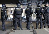 В Германии в ходе спецоперации задержаны граждане России