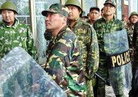 У жителей Бишкека конфискуют все оружие