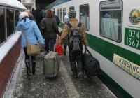 В Центральной Азии террористов вербовали прямо в поездах