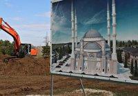 В Крыму началось строительство Соборной мечети