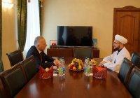 ДУМ Татарстана посетил экс-генеральный секретарь ОИС (Фото)