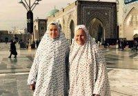 Супругу Юрия Лужкова сфотографировали в хиджабе