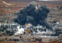 Почти половина россиян не исключает начала в Сирии третьей мировой войны