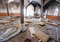 За последние 2 месяца в Афганистане разрушено полсотни мечетей