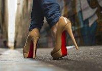 Дозволена ли для мусульманки обувь на высоком каблуке?