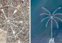 Спутниковые фото мусульманских стран, которые изменят ваше представление о мире (ФОТО)