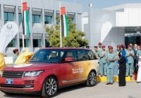 В ОАЭ запустили «Дорожный патруль счастья»