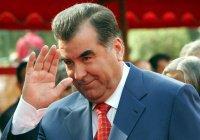 В Таджикистане за оскорбление Эмомали Рахмона введут уголовное наказание
