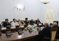 Камиль хазрат Самигуллин встретился с губернатором Санкт-Петербурга (Фото)