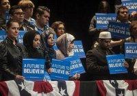 На выборах президента США проголосуют более миллиона мусульман