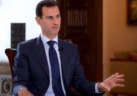 Башар Асад: «Когда Россия начала действовать, ИГИЛ начало слабеть»