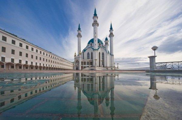 Татарстан стал лидером туристического рейтинга.