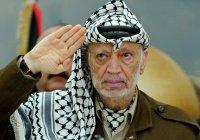 Палестинцам покажут спальню Ясира Арафата
