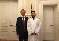 Муфтий РТ принимает участие в работе Конференции Совета Европы в Страсбурге