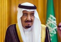 Король Салман: «Надеюсь, Трамп принесет мир на Ближний Восток»