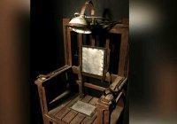 Террористы начали использовать для казней электрические стулья