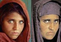 Афганка с обложки National Geographic депортирована из Пакистана