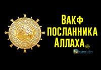 7 вакфов, которые оставил Пророк Мухаммад (ﷺ)