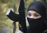 МВД: в Киргизии увеличилось число женщин-экстремисток