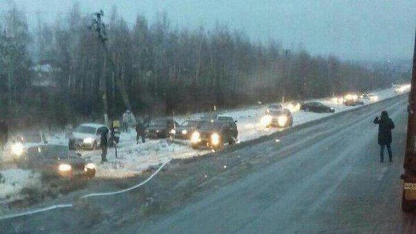 Казань погрузилась в ледяной плен (Фото)
