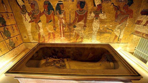 Археологи отыскали вЕгипте мумию возрастом 3200 лет