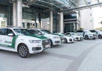 В автопарке полиции Дубая – новые суперкары