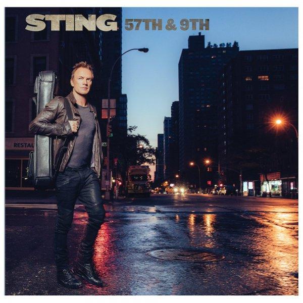 Стинг выпустил новый альбом с песней
