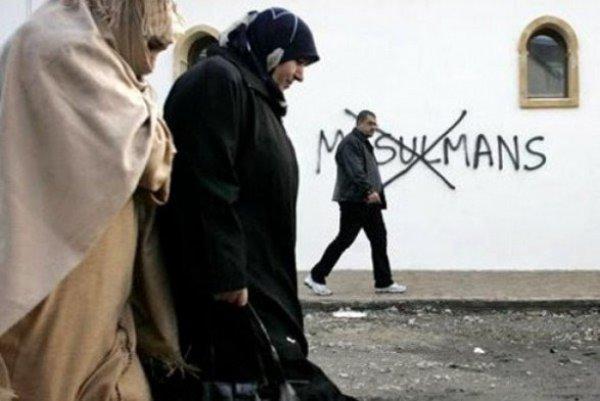 ВСША прослеживается рост правонарушений напочве ненависти кмусульманам