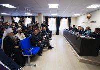 Муфтий РТ принял участие в открытии Казанского юридического института (Фото)