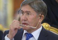 Алмазбек Атамбаев получил угрозы из Сирии