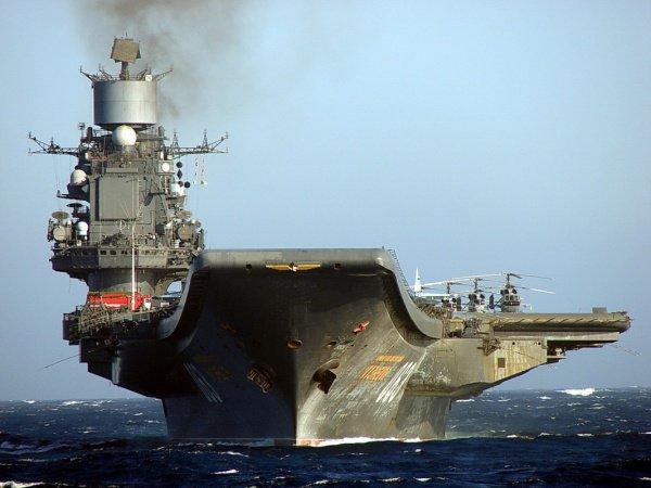 ВМФ России начал массивные удары по войскам ИГ в Сирии