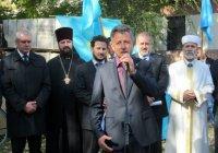Полмиллиона рублей на благоустройство храма пожертвовал крымский мусульманин