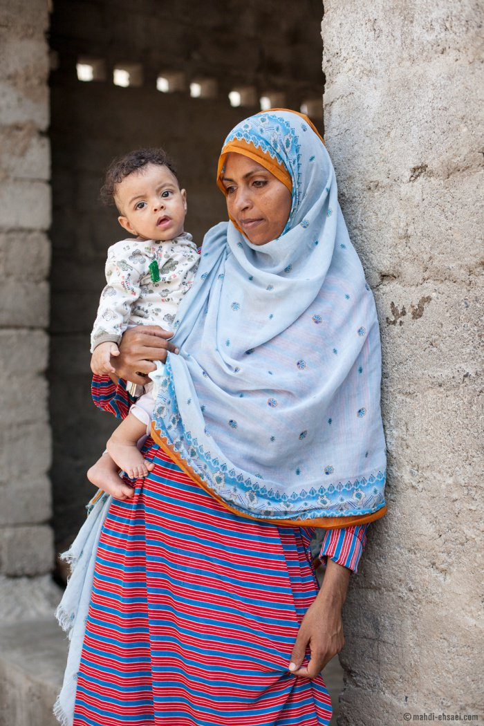 Афро-иранцы - народ, о существовании которого мир и не догадывался